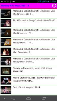 Norway All Songs poster