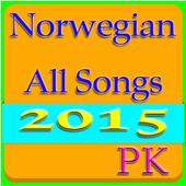 Norwegian All Songs 2015 icon