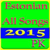 Estonian All Songs 2015 icon