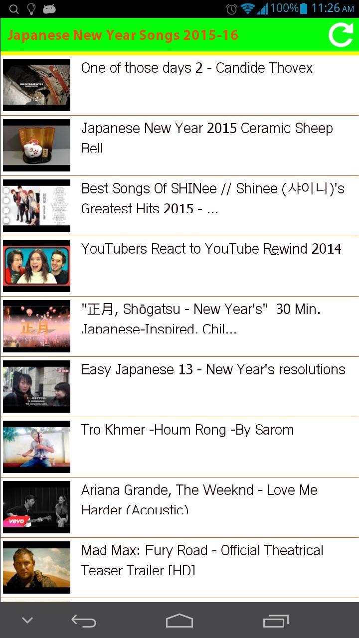 2015 new songs New Zealand