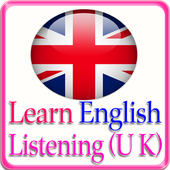 Learn English Listening UK icon