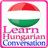 Learn Hungarian Conversation icon