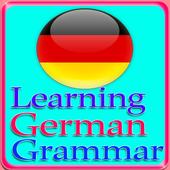 Learning German Grammar 2015 icon