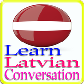 Learn Latvian Conversation icon