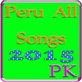 Peru All Songs 2015 icon
