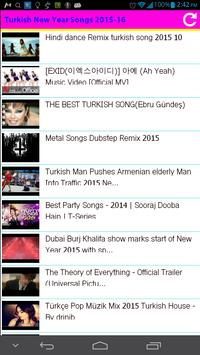 Turkish New Year Songs poster