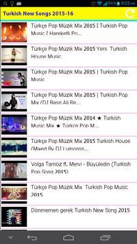 Turkish New Songs 2015 screenshot 4