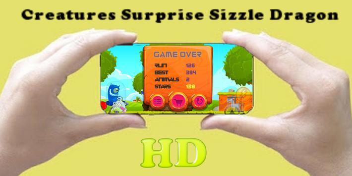 Creatures Surprise Sizzle Dragon screenshot 4