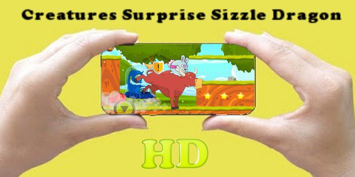 Creatures Surprise Sizzle Dragon screenshot 15