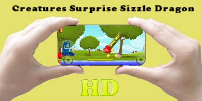 Creatures Surprise Sizzle Dragon screenshot 18