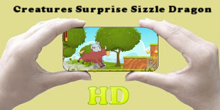 Creatures Surprise Sizzle Dragon screenshot 19