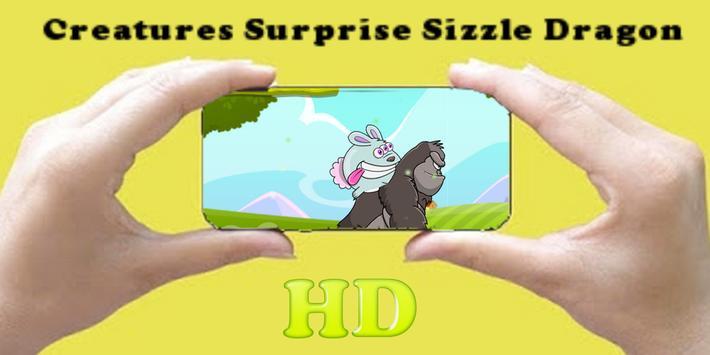 Creatures Surprise Sizzle Dragon screenshot 21
