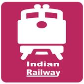 Indian Railway Status أيقونة