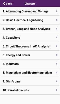 Electrical screenshot 1