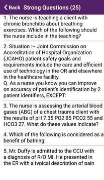 Nursing Quiz 10000+ Questions screenshot 6