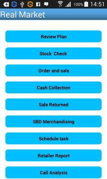 Sales Force Automation apk screenshot