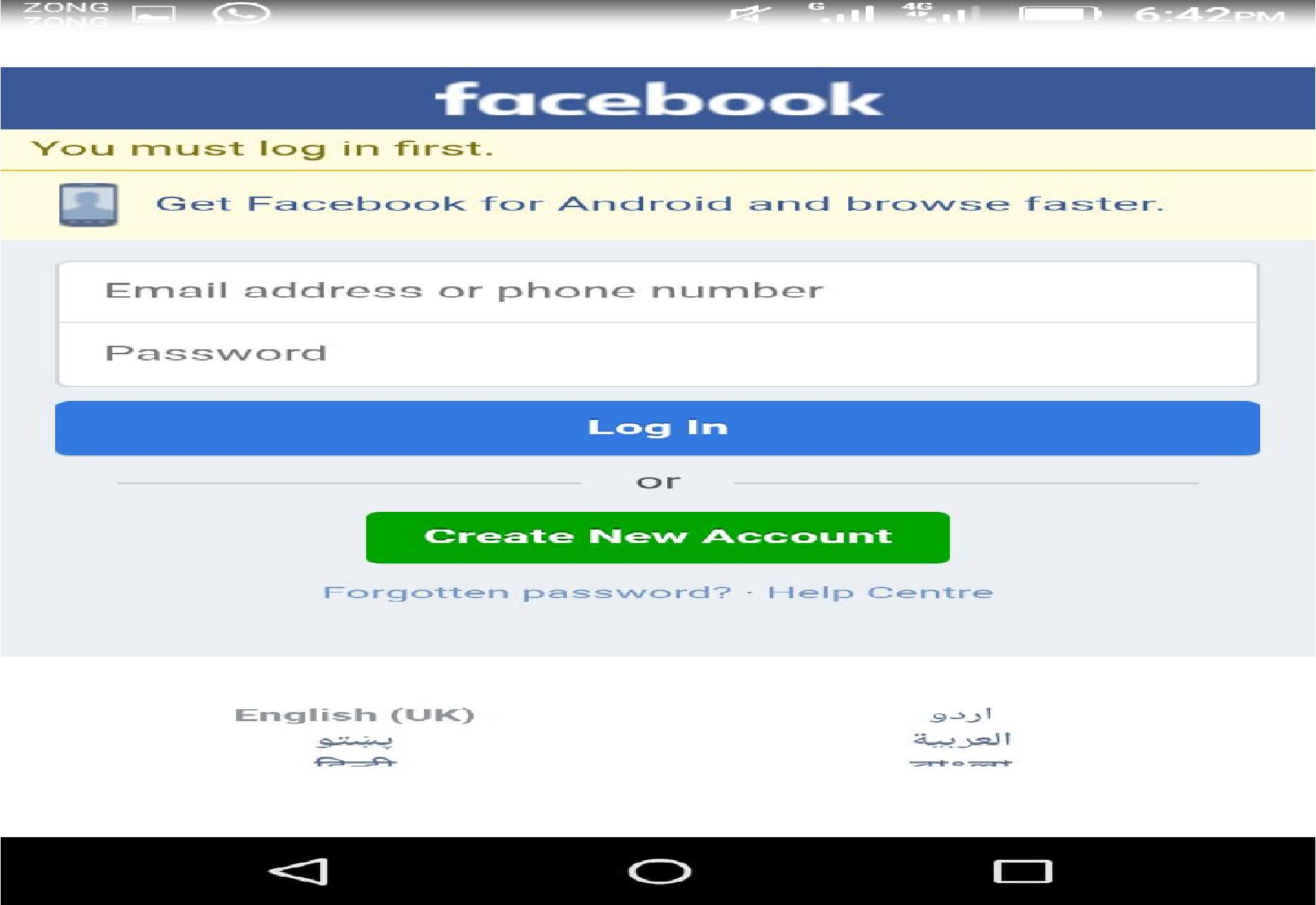 Delete Facebook Permanently cho Android - Tải về APK