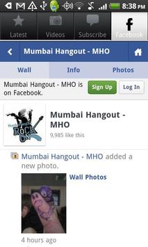 MumbaiHangOut apk screenshot