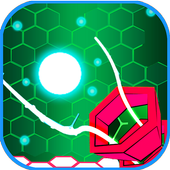 Shining Ball - The Maze World icon