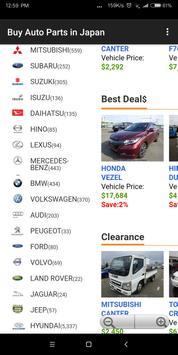 Buy Auto parts in Japan. Car Parts in Japan screenshot 5