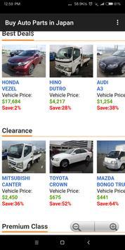 Buy Auto parts in Japan. Car Parts in Japan screenshot 6
