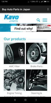 Buy Auto parts in Japan. Car Parts in Japan screenshot 7