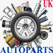Buy Auto Parts in UK icon