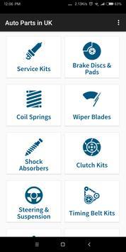 Buy Auto Parts in UK screenshot 4