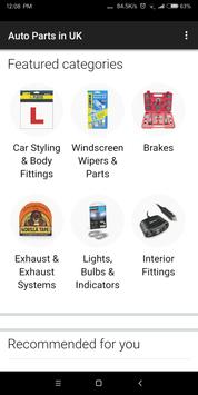 Buy Auto Parts in UK screenshot 7