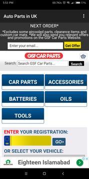 Buy Auto Parts in UK screenshot 2