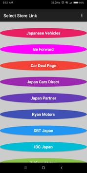 Buy Cars in Japan poster