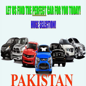 Buy Cars in Pakistan, Used Cars in Pakistan icon