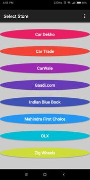 Buy Used Cars in India poster