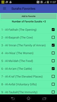 The Holy Quran mp3 (Voice Saad Alghamidi) no ads screenshot 5