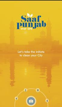 Saaf Punjab (SAD) poster