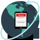 World News-International feeds icon