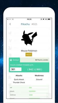 PokéGuide for Pokemon GO apk screenshot