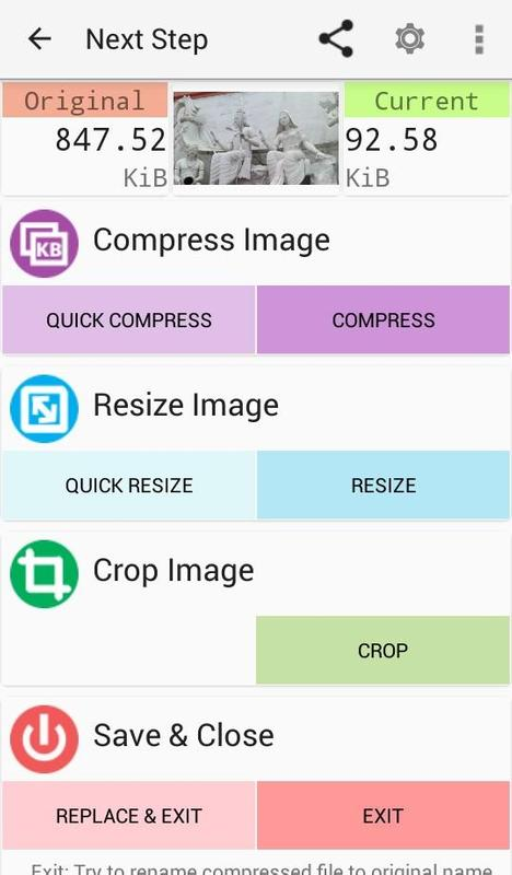 Aplikasi kompres foto android terbaik