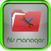 files manager 2017 PRANK icon