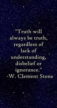 Truth Quotes & Sayings apk screenshot