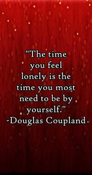 Loneliness Quotes screenshot 5