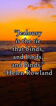 Jealousy Quotes & Sayings poster