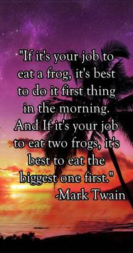 Good Morning Quotes poster