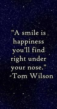 Smile Quotes & Sayings poster