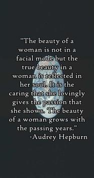 Beauty Quotes - images poster