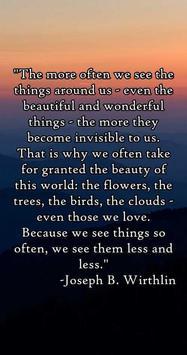 Beauty Quotes - images apk screenshot