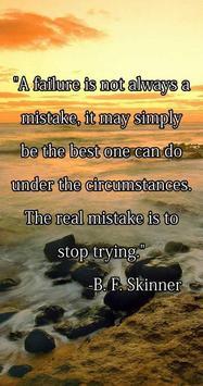 Failure Quotes - images apk screenshot