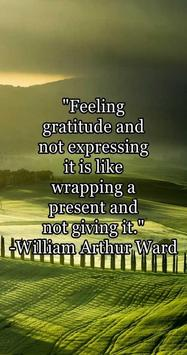 Thankful Quotes - images poster
