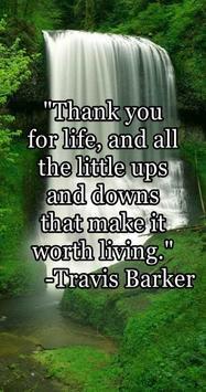Thankful Quotes - images apk screenshot