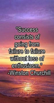 Success Quotes & Sayings apk screenshot